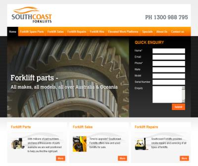 Hyster Forklift Parts, Sales and Repair Australia