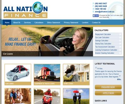 All Nation Finance