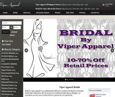 Bridal by Viper Apparel