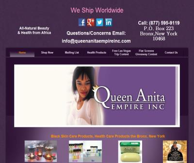 Queen Anita Empire Inc