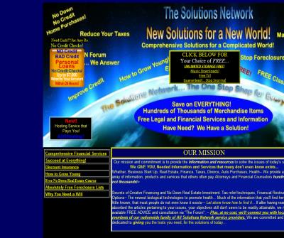 All Solutions Network Insurance Quotes, Bank Loans