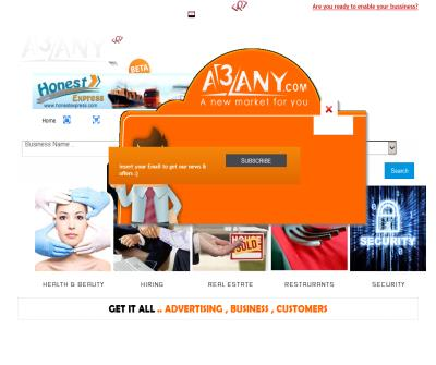 a3lany Ultimate Deal Experience Online Shopping