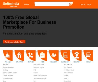 100% Free Global Online Classified Ads