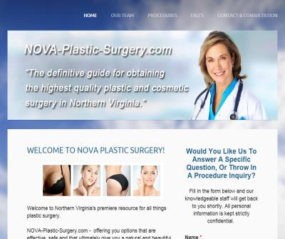 Nova Plastic Surgery Northern Virginia