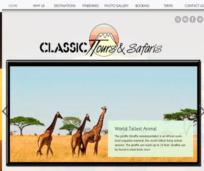 Classic Tours and Safaris Ltd