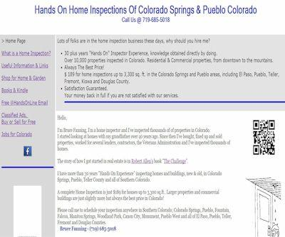 Hands On Home Inspections