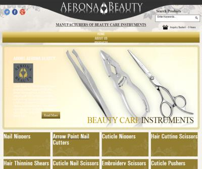 Barber Hairdressing Scissors-Aerona Beauty