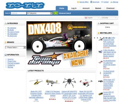 RC Cars and Trucks, RC Helicopters and Planes - RCRTR