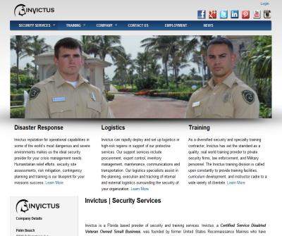 Security Training and Services Florida