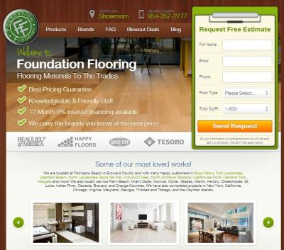 Foundation Flooring