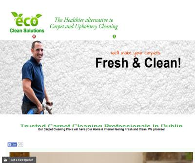 Professional carpet CLEANING and upholstery cleaning company in Dublin