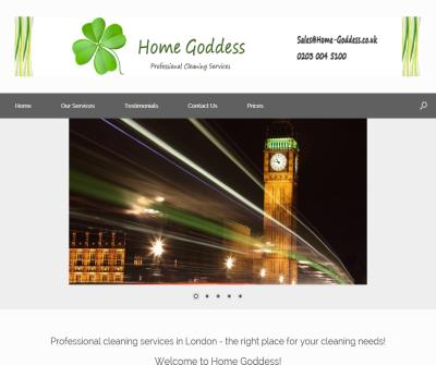 Home Goddess Professional Cleaning Services