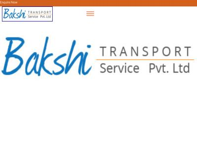Bakshi Transport Service Pvt. Ltd.