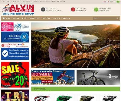 AlvinCycles Bicycles Giant, BMC, Scott, Felt, Colnago, Orbea, Cervélo, Pinarello
