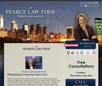 The Pearce Law Firm P.C.