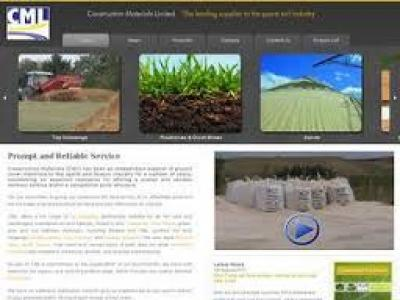 Construction Materials :  Turf Top Dressings