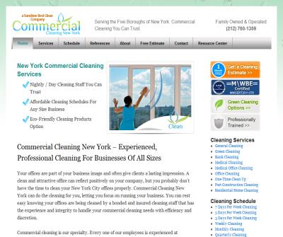 Office Cleaning New York City