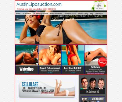 Austin Liposuction Center - Cosmetic Surgery, Plastic Surgery, Body Treatments, Liposuction