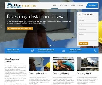 Ottawa Eavestrough Services