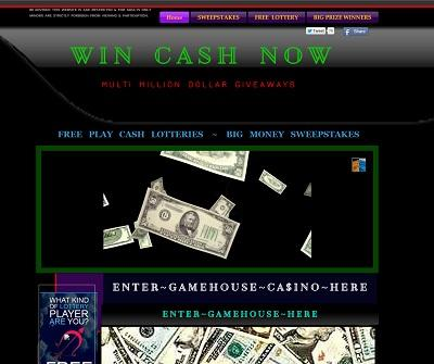 Win Cash Now