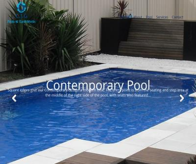 Pool Landscaping, Swimming Pool Maintenance and Installation