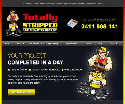 Tile Stripping or Floor Preparation Services in Coffs Harbour