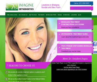 Imagine Orthodontics Cutting Edge Teeth Straightening from the Brisbane CBD