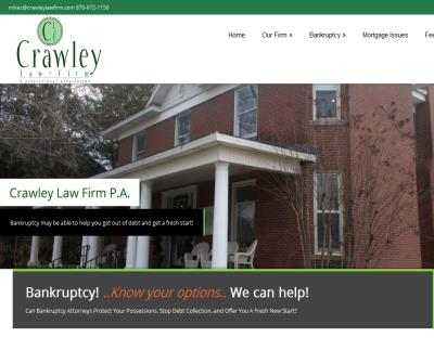 Crawley Law Firm, PA