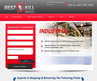 BestOkill Pest Control Toronto, ON
