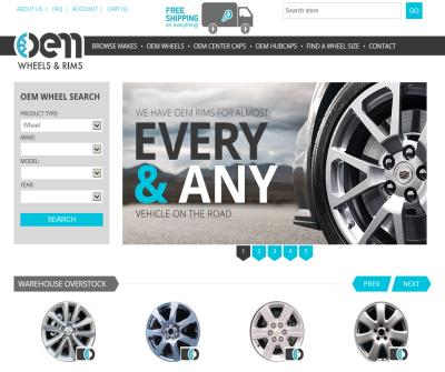 OEM Wheels & Rims