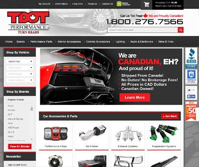 TDot Performance Truck and Car Accessories