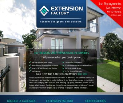 Extension Factory, Australia's Largest Home Improvement