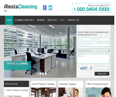 Cleaning in Bermondsey