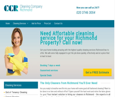 Cleaning Company Richmond