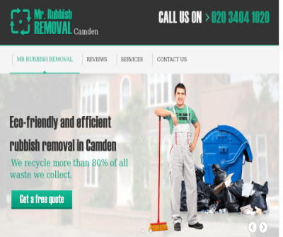 Rubbish Removal Camden