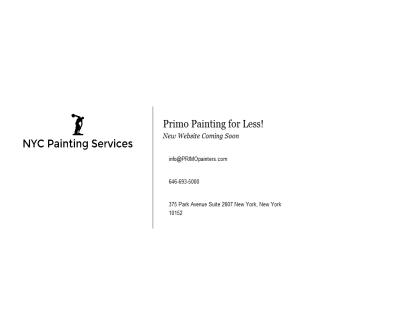 NYC Painting Services