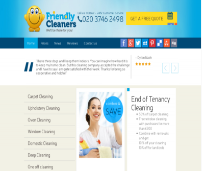 Cleaners Wimbledon