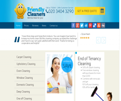 Cleaners Kingston