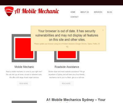 A1 Mobile Mechanics Sydney
