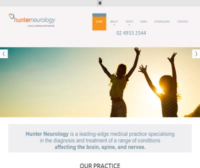 Hunter Neurology & Parkinson''s disease