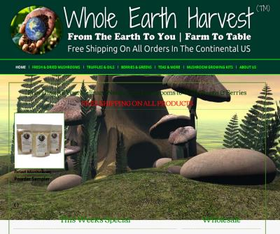 Whole Earth Harvest