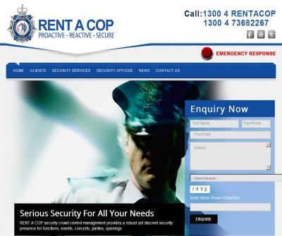 Rent a Cop - Security Company Brisbane, Gold Coast