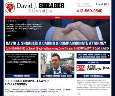 Shrager Defense Attorneys - Criminal Pittsburgh Lawyers