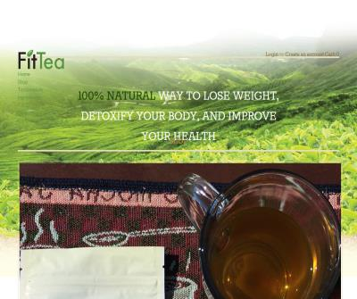 Fit Tea - Fat Burning And Weight Loss!