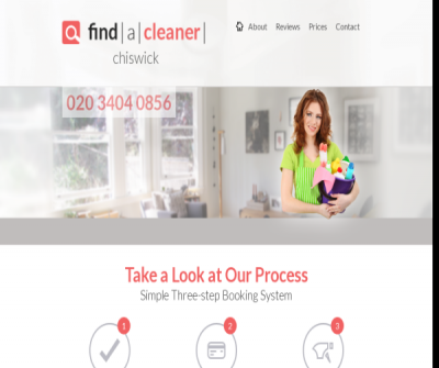 Find A Cleaners Chiswick