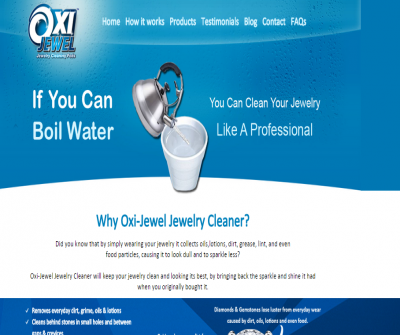 Diamond Jewelry Cleaner - Sparkle Your Jewelry