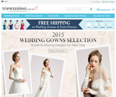 Australia Wedding Boutique Online