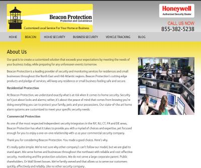 Beacon Protection Group, LLC Security Monitoring Services for Residences