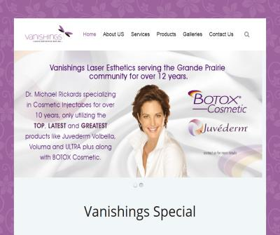 Vanishings Laser Esthetics INC.