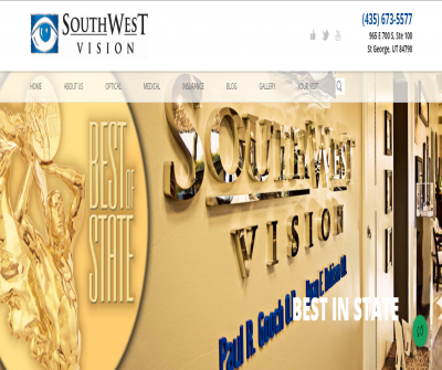SouthWest Vision In St George Utah and Washington